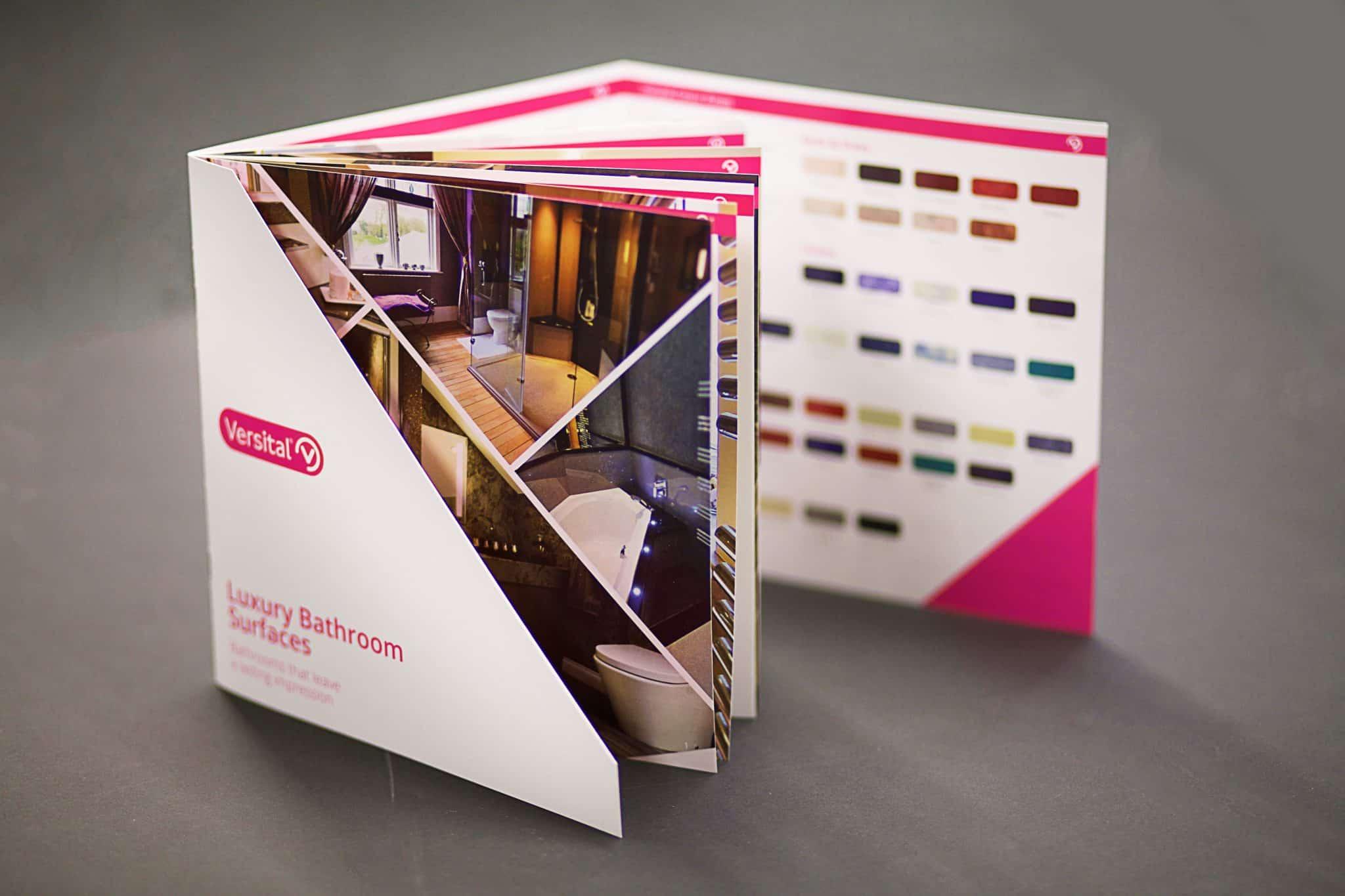 Versital Brochure by Paperhat